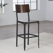 wood counter stools without backs 8442