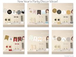 new years kits new years party planning ideas supplies