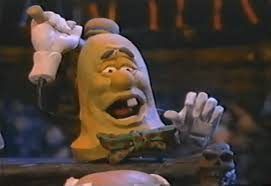 christmas claymation holy crap remember a claymation christmas panels on pages