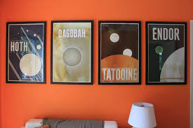 star wars office decor crafts home
