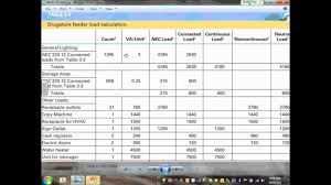 Hvac Load Calculation Spreadsheet by Hvac Heat Load Calculation Excel Sheet Greenpointer