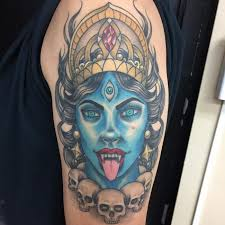 photo collection hindu tattoo designs evil