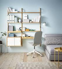 coin bureau dans salle à manger 5 coins bureau à la maison séjour avec canapé et meuble mural en