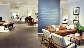 Chelsea New York City Modern Furniture Store Room  Board - Home design store