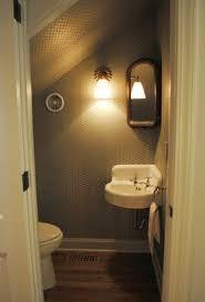 How To Make A Small Half Bathroom Look Bigger - the 25 best small attic bathroom ideas on pinterest attic