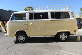 volkswagen van interior wow 1974 vw kombi hippie bus new paint nice interior runs great