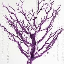 manzanita tree 30 glittered manzanita centerpiece tree for wedding event
