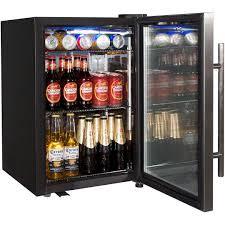 glass door drinks fridge fleshroxon decoration