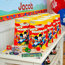 mickey mouse party favors mickey mouse birthday party decoration ideas top mickey mouse