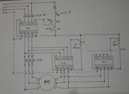 wiring diagram delta connection in 3 phase induction motor