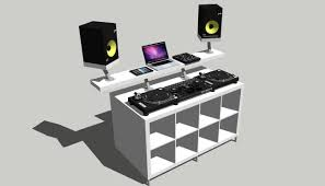 music production desk ikea home design ideas