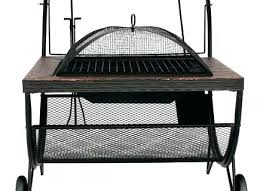 Firepit On Wheels Coleman Outdoor Pit Marvelous Portable Places Portable
