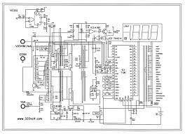 figure main board assembly schematic diagram wiring diagram