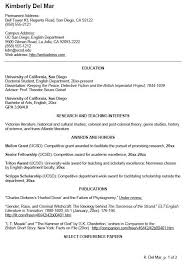 Resume In English Sample by Resume English Example Contegri Com
