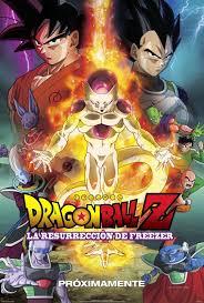 imagenes de goku la resureccion de frizer dragon ball z la resurrección de freezer 2015 latino películas