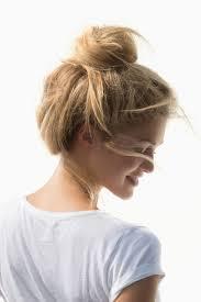comment cuisiner des chignons chignon des idées de coiffures chignons album photo aufeminin