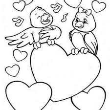 elmo valentines elmo say happy s day folks coloring page