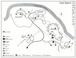 Maps Bend Oregon by Buffalo River Maps Npmaps Com Just Free Maps Period