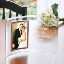 wedding gift photo frame personalized designer glass frame wedding gift sang maestro