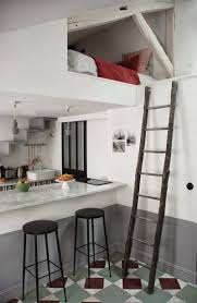 Attic Apartment Tiny Attic Becomes A Full Scale Apartment Designed For Entertainment