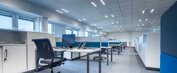 Open Plan by Lighting For Open Plan Offices U0026 Open Space Offices Trilux