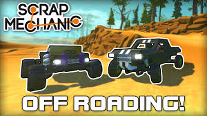 rally truck suspension off road suspension trophy truck and field car scrap mechanic