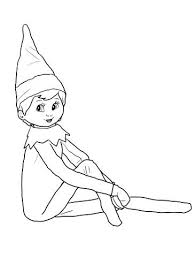 free printable coloring pages of elves coloring elf coloring elf elf on the shelf printable coloring pages