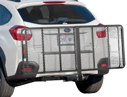 infiniti qx56 luggage carrier curt basket style cargo carrier