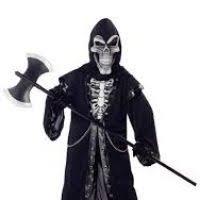 Halloween Reaper Costume Scary Grim Reaper Halloween Costumes Bootsforcheaper