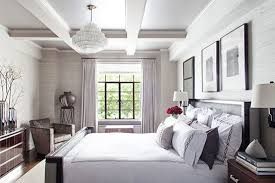 6 Stylish Manhattan One Bedrooms - nyc interior designers favorite apartments