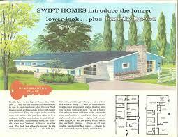 Mid Century House Plans Mid Century Modern House Plans 1955 National Plan Service Plan