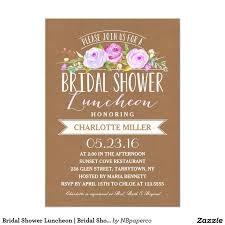 bridal luncheon invitations templates 127 best wedding bridal luncheon invitations images on