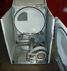 ge dryer belt bearing slide kit ge we00x720 hotpoint dryer