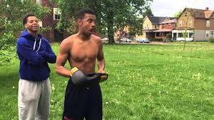 backyard boxing youtube