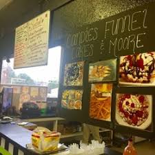 candie u0027s funnel cakes and moore desserts 2122 n grand ave
