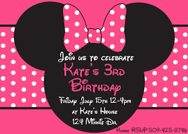 template classic minnie mouse and daisy duck birthday