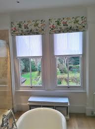 blinds and curtains on same window home design ideas
