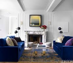 Cozy Living Rooms by 20 Dazzling Rooms Your Pinterest Dreams Are Made Of Elle Decor
