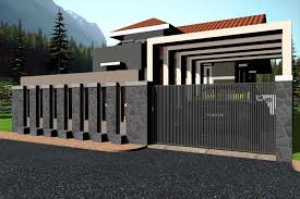 this minimalist house fence designs read article modern home