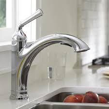 gooseneck kitchen faucet american standard portsmouth 1 handle pull out kitchen faucet