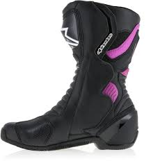 women s black motorcycle boots alpinestars stella smx 6 v2 ladies motorcycle boots women u0027s