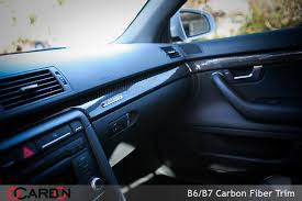 Audi A4 B6 Custom Interior Ocarbon Audi A4 B6 B7 Carbon Fiber Interior Trim For A4 S4 U0026 Rs4