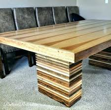 build your own table diy dining table plans dining table plans diy round dining table