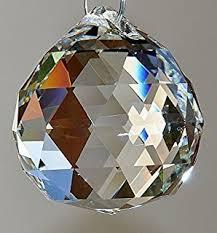 glass prism ornament window
