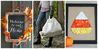 DIY Fall Decor Ideas Idees And Solutions