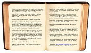 index obituaries images book