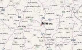 bamberg germany map bamberg location guide