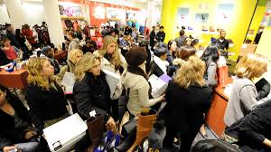 thanksgiving day shopping black friday will lure cny shoppers into stores but the day has