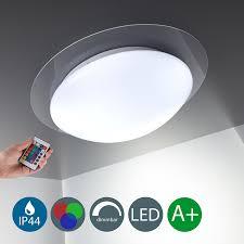 dimmbare led deckenlampe amazon de b k licht