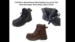 boots for men youtube
